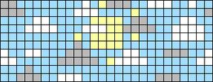 Alpha pattern #100481