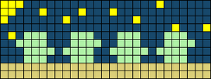 Alpha pattern #100486