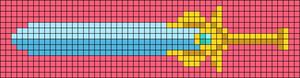 Alpha pattern #100498