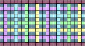 Alpha pattern #100502