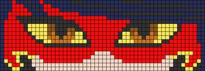Alpha pattern #100510