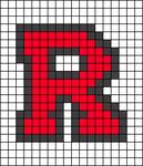 Alpha pattern #100512