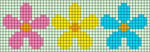 Alpha pattern #100521