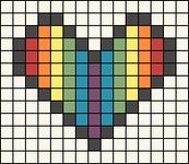 Alpha pattern #100524
