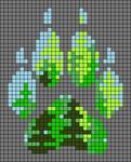 Alpha pattern #100525