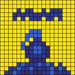 Alpha pattern #100548
