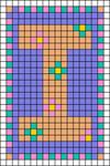 Alpha pattern #100549