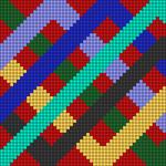 Alpha pattern #100569