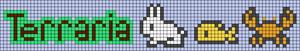 Alpha pattern #100573