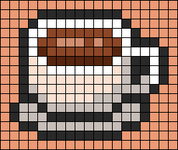 Alpha pattern #100579