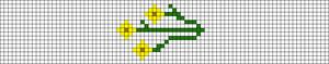 Alpha pattern #100585