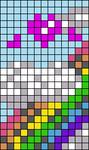 Alpha pattern #100630