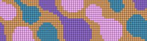 Alpha pattern #100632