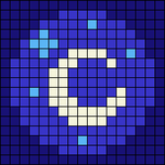 Alpha pattern #100633