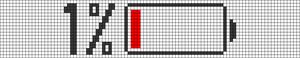 Alpha pattern #100634