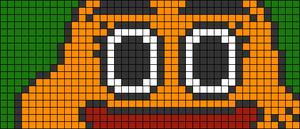 Alpha pattern #100641