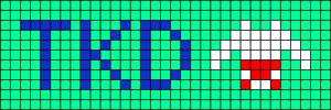Alpha pattern #100646
