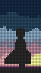 Alpha pattern #100656