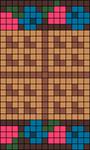 Alpha pattern #100666