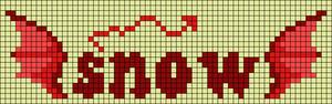 Alpha pattern #100671