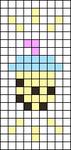 Alpha pattern #100684
