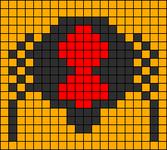 Alpha pattern #100685