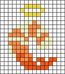 Alpha pattern #100686
