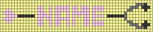 Alpha pattern #100709