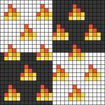 Alpha pattern #100722