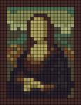 Alpha pattern #100726
