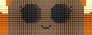Alpha pattern #100737