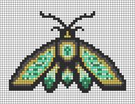 Alpha pattern #100740