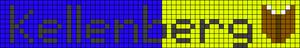 Alpha pattern #100741