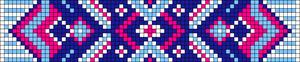 Alpha pattern #100743