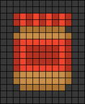 Alpha pattern #100745