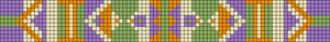 Alpha pattern #100747