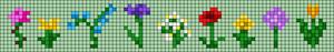 Alpha pattern #100773