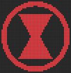 Alpha pattern #100775