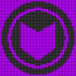 Alpha pattern #100780