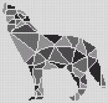 Alpha pattern #100811