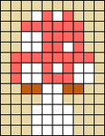 Alpha pattern #100822
