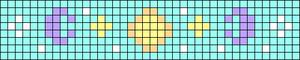 Alpha pattern #100827