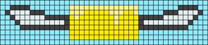 Alpha pattern #100846
