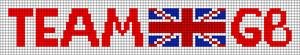 Alpha pattern #100871