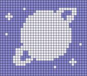 Alpha pattern #100885