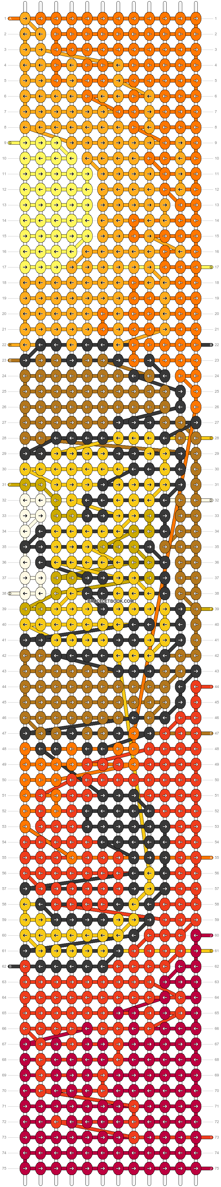 Alpha pattern #100891 pattern