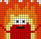 Alpha pattern #100893