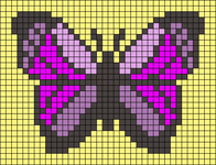 Alpha pattern #100907