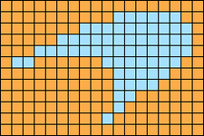 Alpha pattern #100925