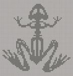 Alpha pattern #100936